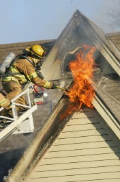 Fire - Fire Damage Restoration & Repair